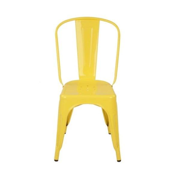 Židle Silla Metal Amarilla