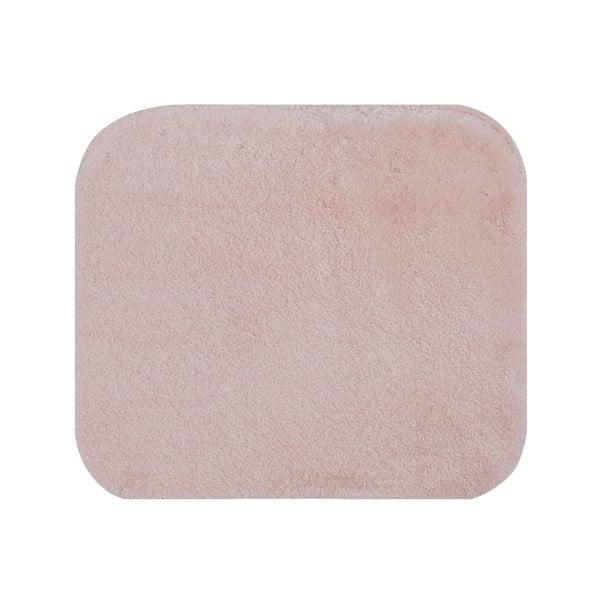 Miami rózsaszín fürdőszobai szőnyeg, 50 x 57 cm - Confetti