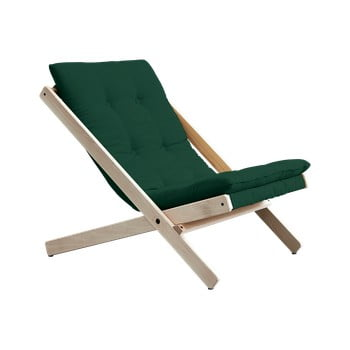 Scaun pliabil Karup Design Boogie Raw/Forest Green de la Karup Design