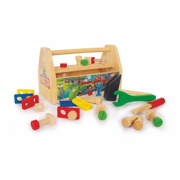 Trusă cu unelte pentru copii Legler Worker