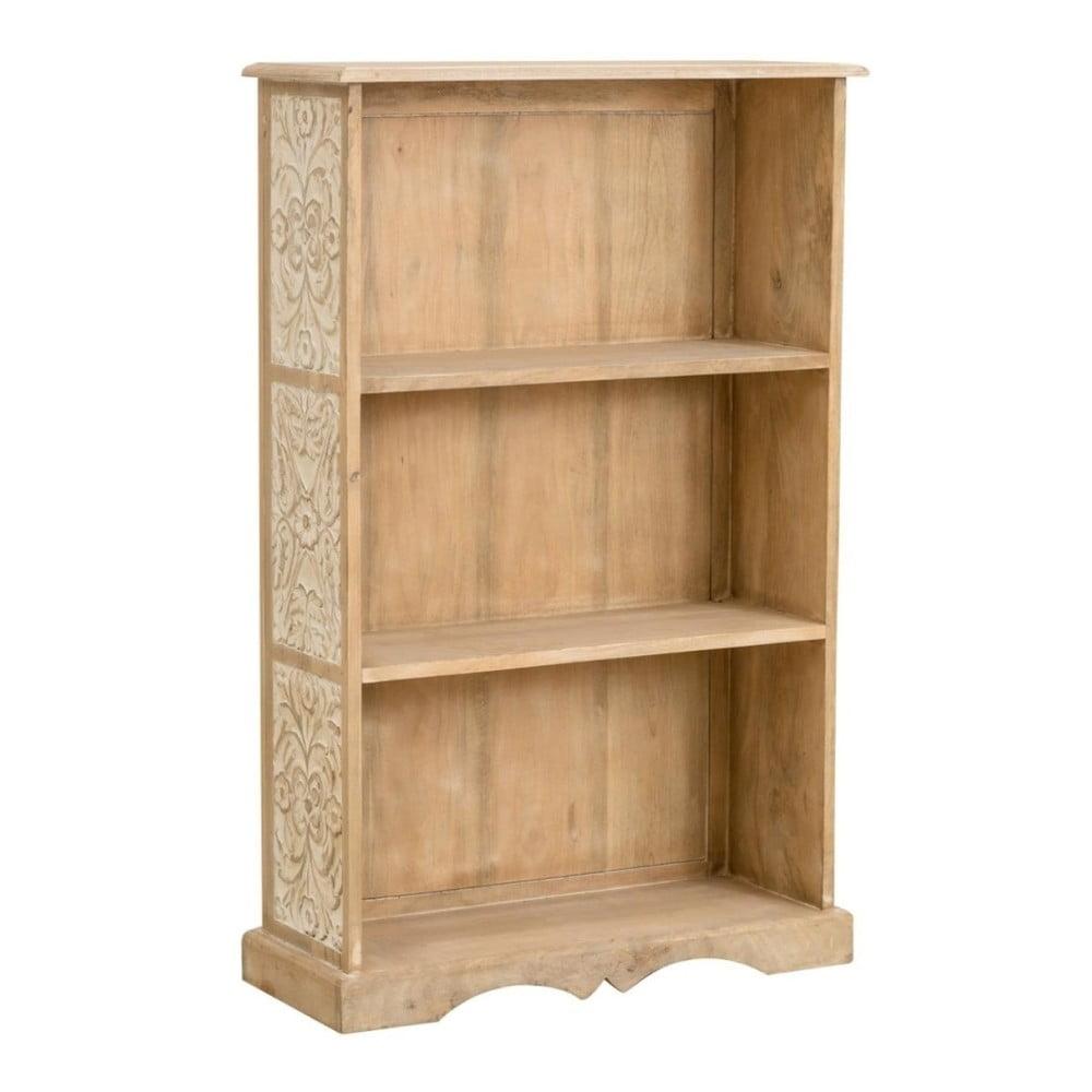 Knihovna z masivního mangového dřeva Massive Home Sweet