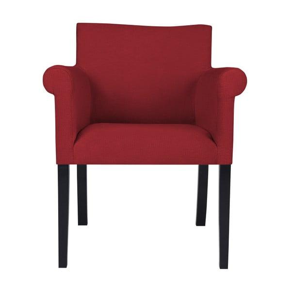 Červené křeslo BSL Concept Arte