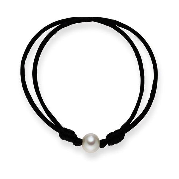 Náramek Yamato Pearls Black