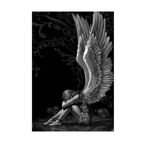 Fotoobraz Angel, 81x51 cm