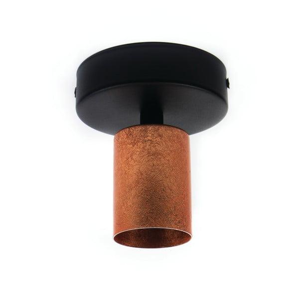 Stropní svítidlo v měděné barvě Bulb Attack Cero