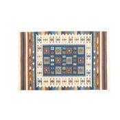 Ručně tkaný koberec Kilim Dalush 002, 90x60 cm
