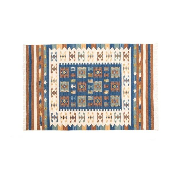 Ručně tkaný koberec Kilim Dalush 402, 180x120 cm
