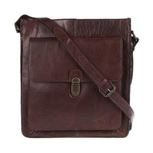 Pánská kožená taška Brook Extra Large Cross-Body Travel Bag