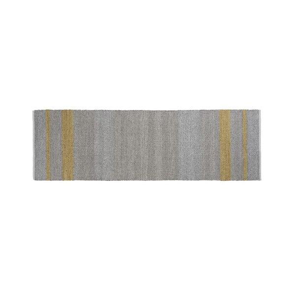Koberec Linie Design Norwich Yellow, 140x200 cm