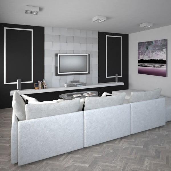 Dekorativní panel Cuatro Silver
