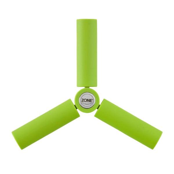 Skládací podložka pod horké s magnetem, zelená