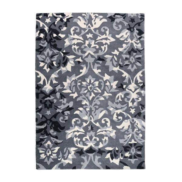 Vlněný koberec Overbrook Grey, 160x230 cm