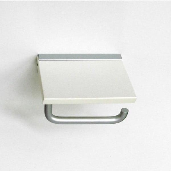 Držák na toaletní papír White, 15x9x14 cm