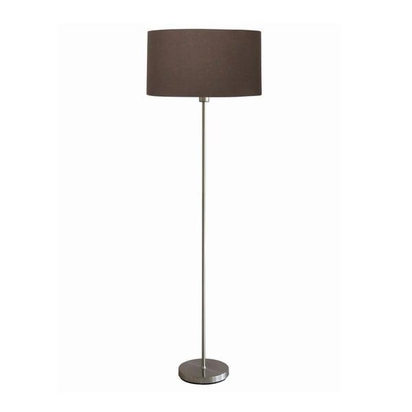 Stojací lampa Efficient Satin/Brown