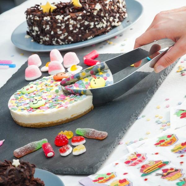 Tăietor din oțel pentru tort InnovaGoods