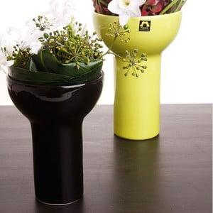 Váza Odet 20 cm, černá