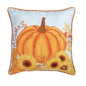 Față de pernă Apolena Pumpkin, 45 x 45 cm