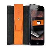 Pouzdro na iPhone 5 Cognac