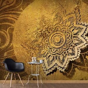Velkoformátová tapeta Artgeist Golden Illumination, 300x210cm