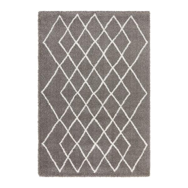 Passion Bron szürke szőnyeg, 80 x 150 cm - Elle Decor