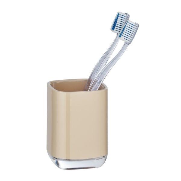 Masone barna fogkefetartó pohár - Wenko