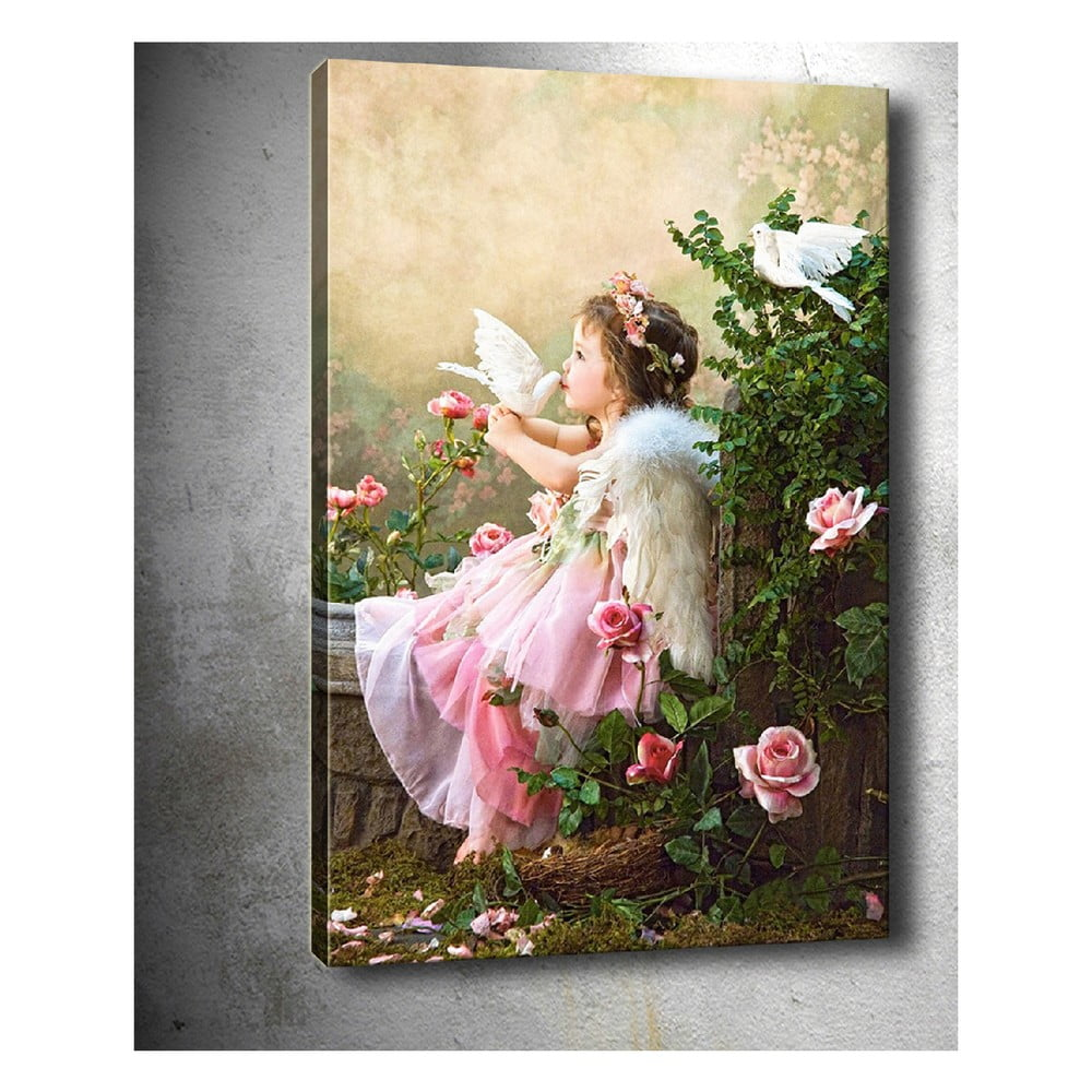Obraz Tablo Center Little Angel 40 x 60 cm
