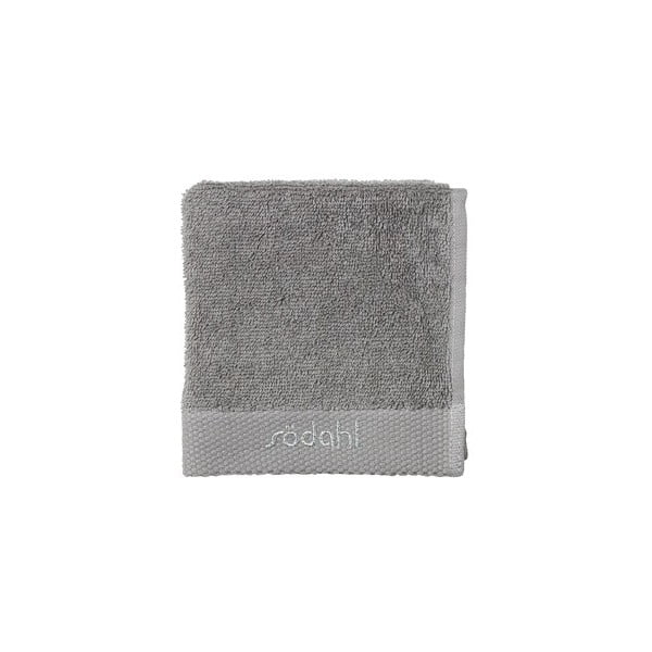 Malý ručník Comfort grey, 30x30 cm