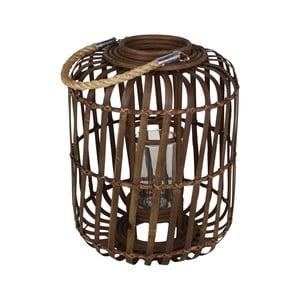 Lucerna z bambusu HSM Collection Capsule, ⌀33 cm