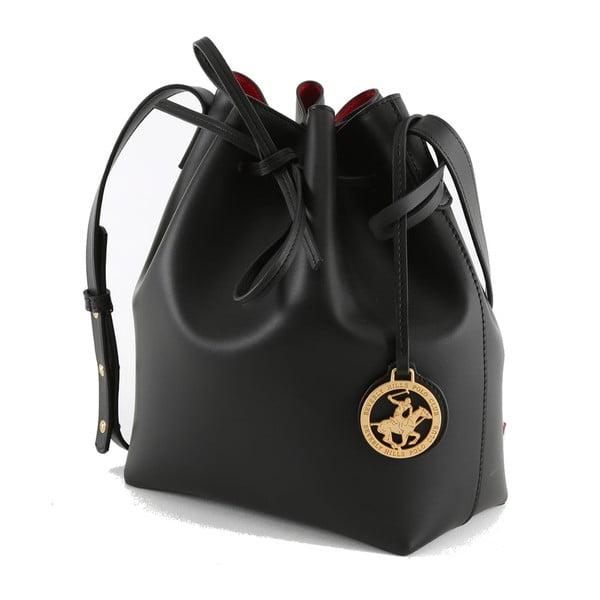 Kabelka Beverly Hills Polo Club 534 Black