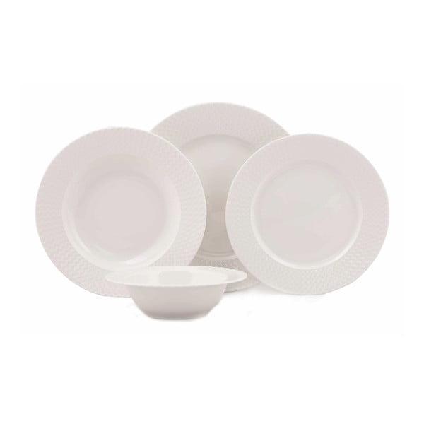 Russna 24 db-os porcelán étkészlet - Kutahya