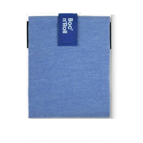 Svačinová kapsa Boc'n'Roll ECO, modrá