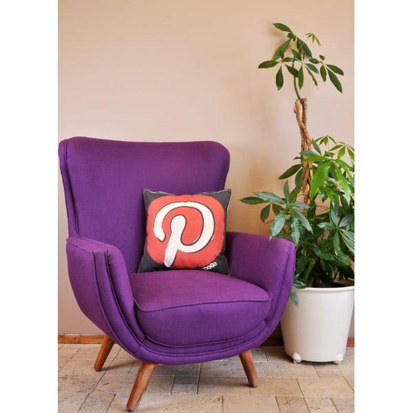 Polštář Pinterest