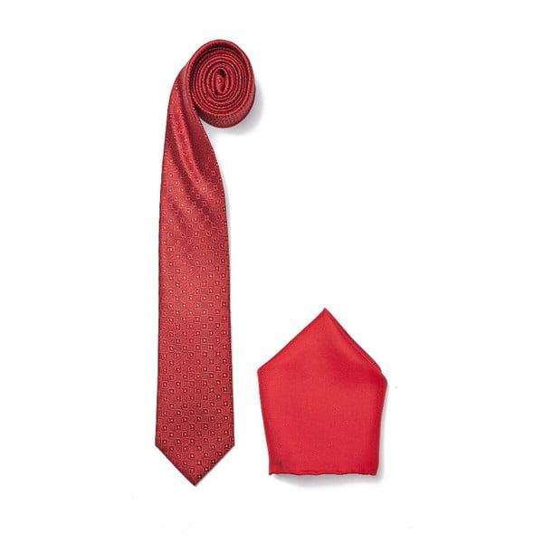 Set kravaty a kapesníčku Ferruccio Laconi 6