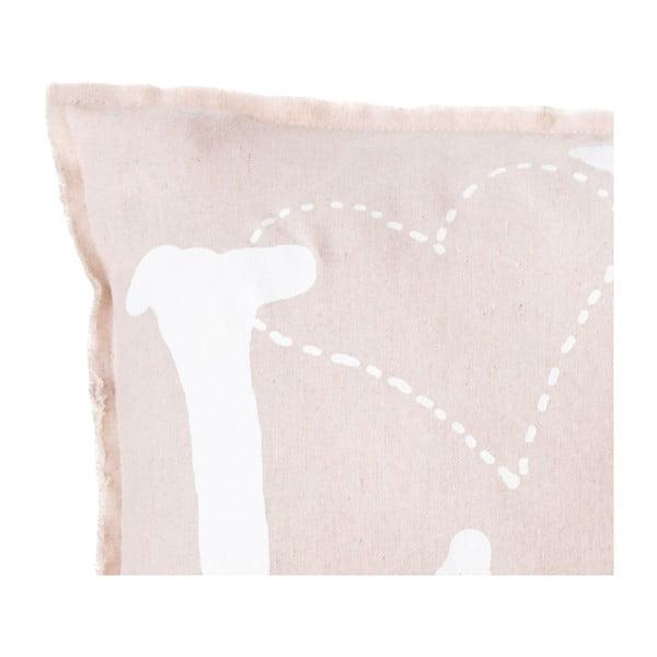 Polštář s výplní Nature Love, 42x42 cm