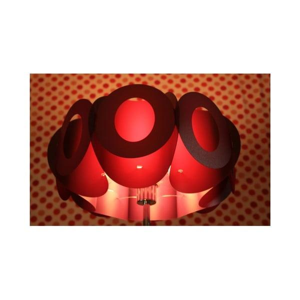 Stínidlo Oval, červená