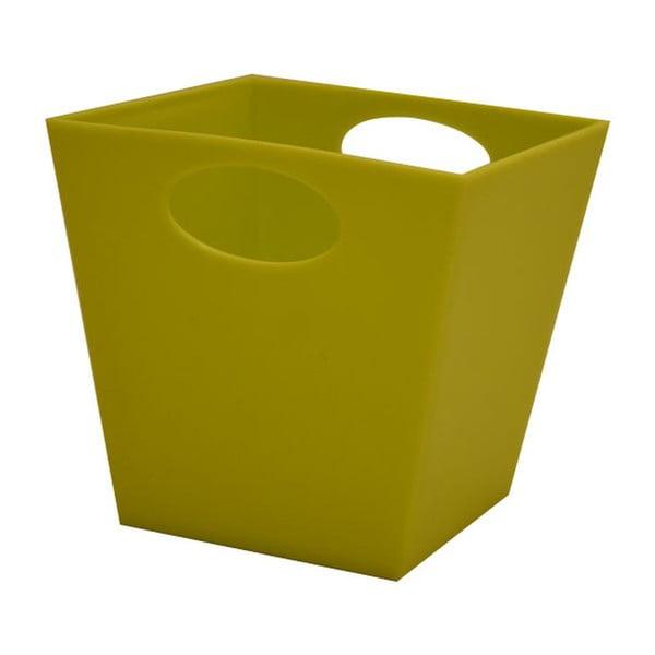 Košík, zelený