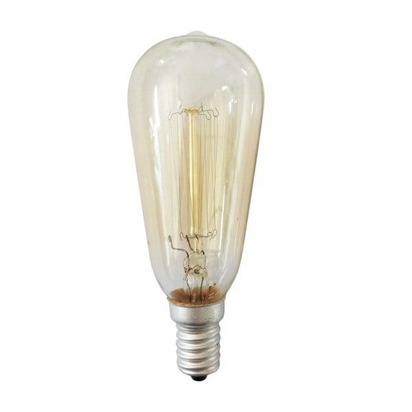 Žárovka Vintage Clear E14, 40W