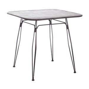 Stůl Met Brown, 76 cm