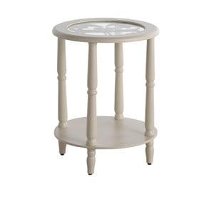 Kulatý odkládací stolek Geese Ivy