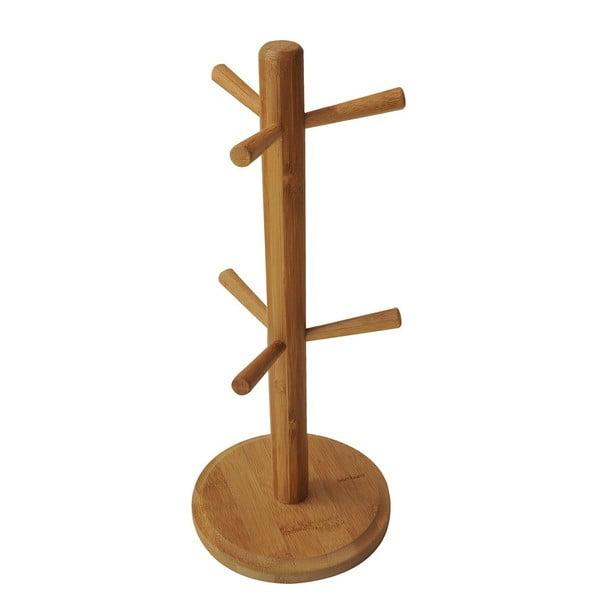 Fuchia bambusz csészetartó - Bambum
