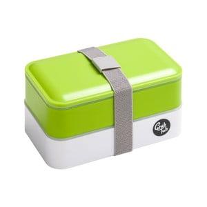 Zelený svačinový box Premier Housewares Grub Tub