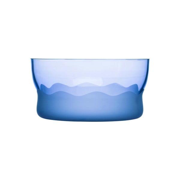 Modrá mísa Sagaform Aqua Wave
