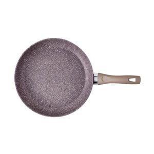 Tigaie cu suprafață antiaderentă Brandani Granitium, ⌀ 20 cm, mov