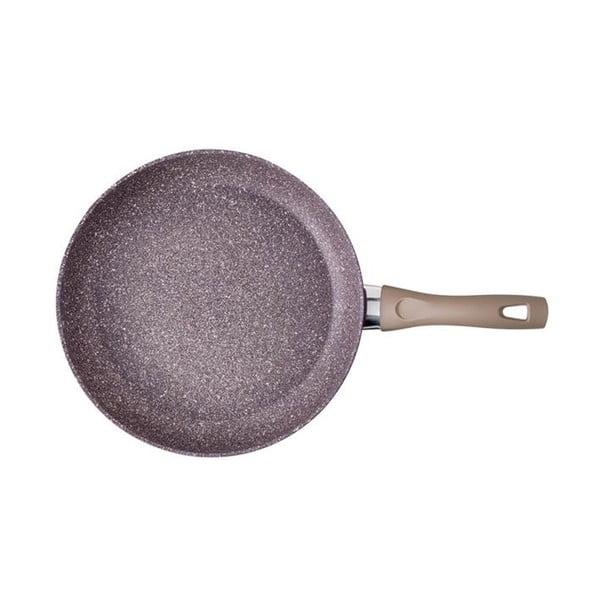 Granitium lila tapadásmentes serpenyő, ⌀ 20 cm - Brandani