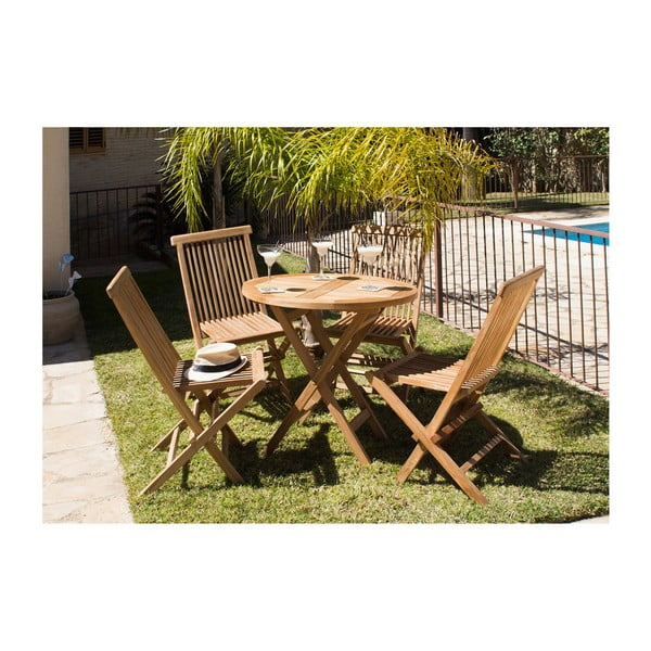 Dřevěná židle Santiago Pons Parla Natural