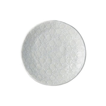 Farfurie din ceramică MIJ Star, ø13 cm, alb imagine