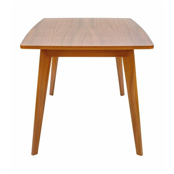 Jídelní stůl Woodman Kensal Acajou