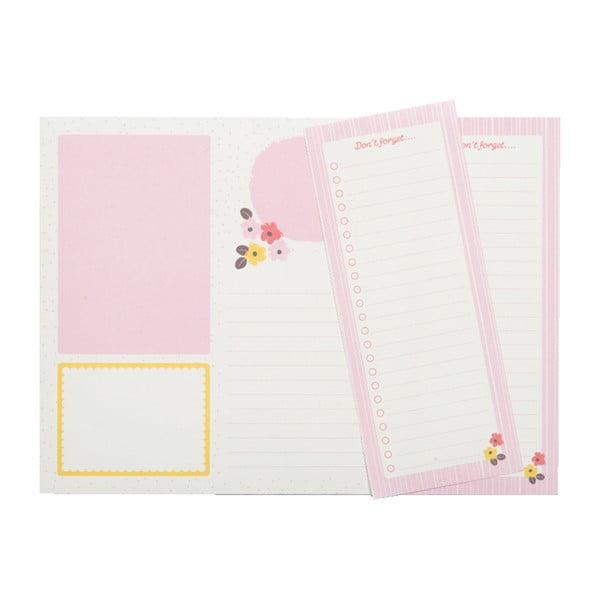 Planificator de birou Busy B Pinky