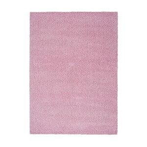 Růžový koberec Universal Hanna,  80x150cm