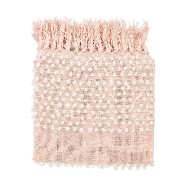 Pléd Tenti Pink, 130x180 cm